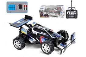 Four-way high-speed remote control cars ( including battery ) 1:16 No.:BG018B