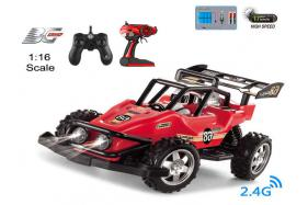 4-Function 2.4GHz high speed R/C Buggy 1:16 scale with switchable sound No.:BG2014B