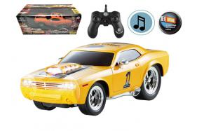 2.4G 6-channel 1:16 scale remote control muscle racing car No.:MK8026B