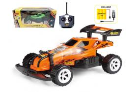 4-Function high speed R/C Buggy 1:20 scale with light No.:BL716B