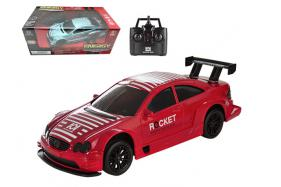 2.4G 4-channel remote control muscle car in 1:18 scale(front with light) No.:MK2515