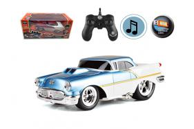 2.4G 6-channel 1:16 scale remote control muscle king car No.:MK8021B