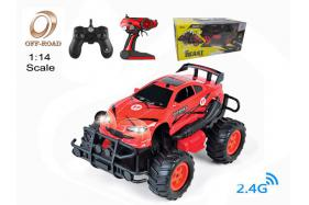 4-Function 2.4G R/C off-road Car with switchable sound and light No.:OR2661