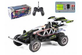 4-Function high speed R/C Buggy 1:20 scale (with  lights and contrller with sound) No.:BS613B