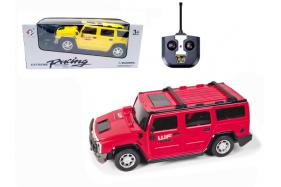 Stone 1:24 Hummer remote control car ( with lights ) No.:WF1811