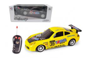 Two -way remote control car ( with light ) 1:24 No.:WF82