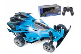 4-Function high speed R/C Buggy 1:20 scale (with 3D lights and contrller with sound) No.:BS611