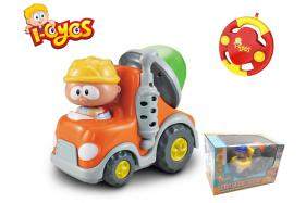 2-channel remote control cartoon cars with light No.:IE24