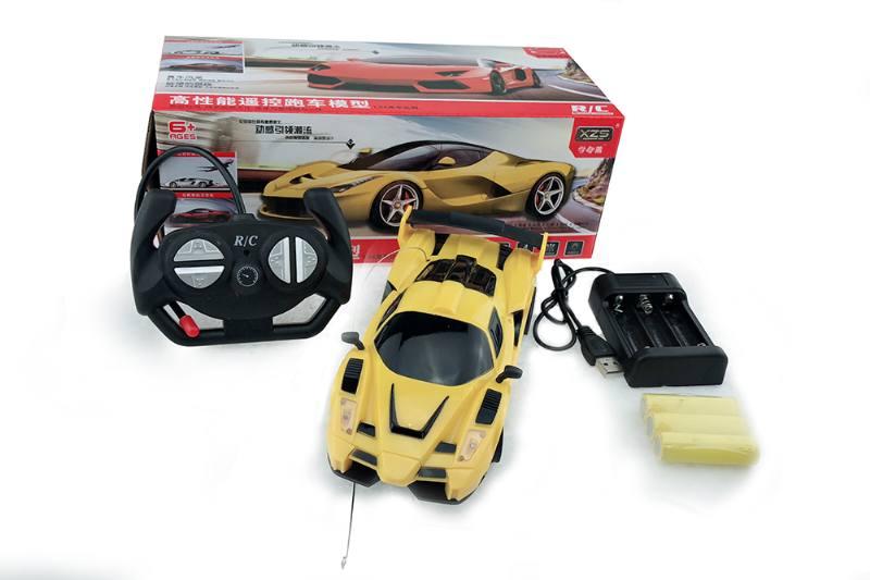 Remote control car toy model 1:24 four-way Ferrari Enzo 2 generation simulation  No.TA253121