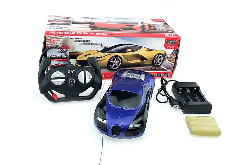 Remote control car toy model 1:24 Bugatti No.TA253124