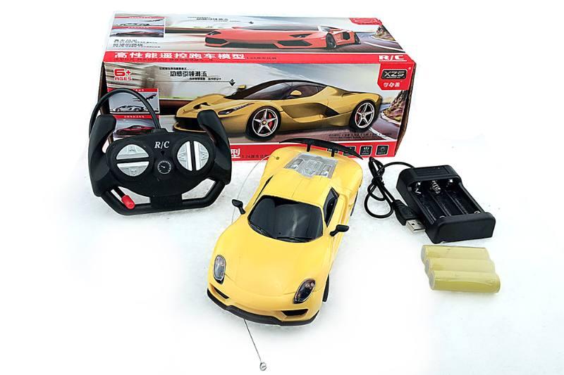 Remote control car toy model 1:24 Porsche simulation car No.TA253126