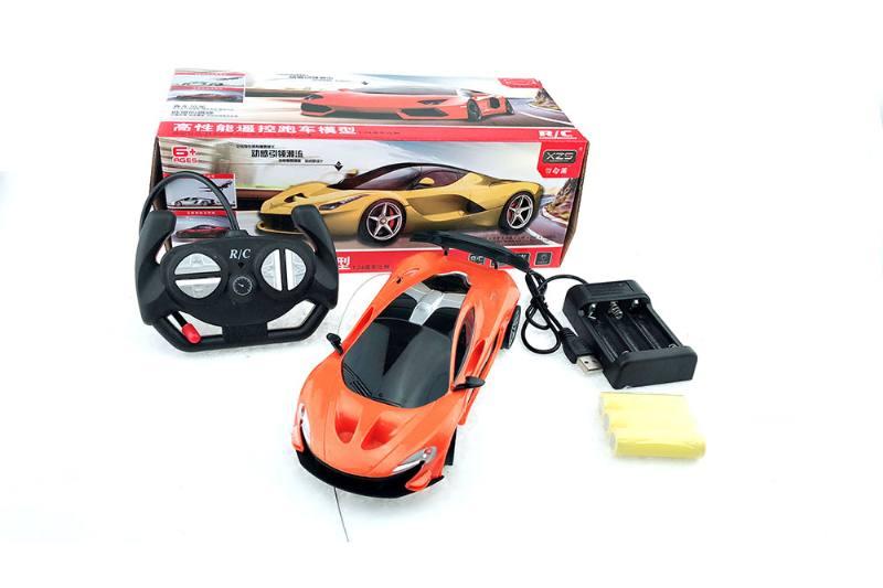 Remote control car toy model 1:24 McKellen No.TA253128