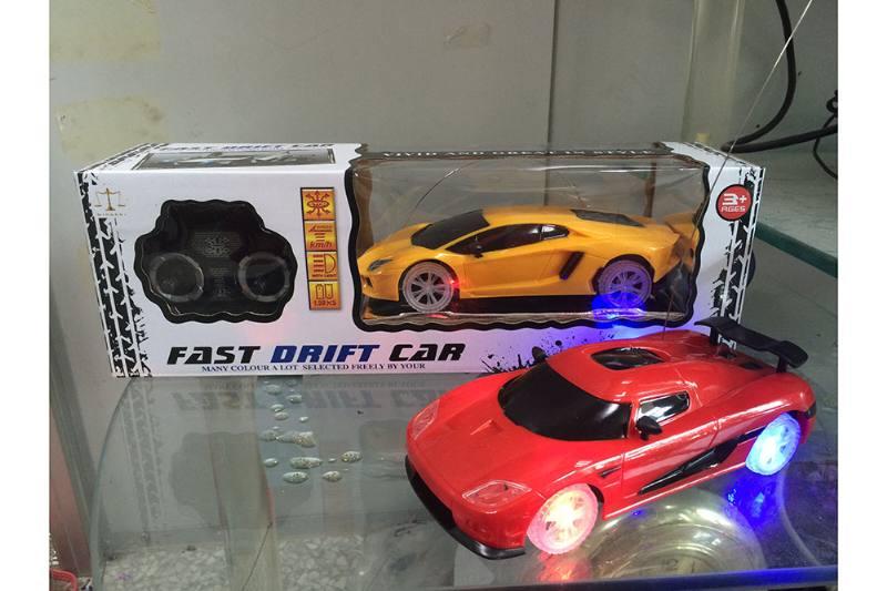 Remote control car toy model 1:24 four-way simulation sports car No.TA253131
