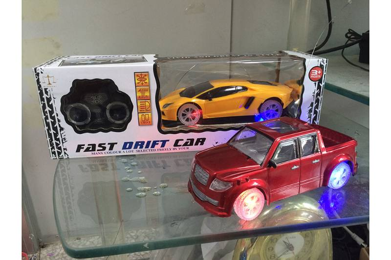 Remote control car toy model 1:24 four-way pickup truck simulation car No.TA253132