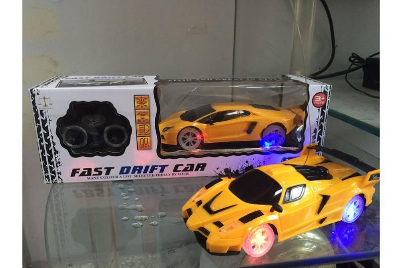 Remote control car toy model 1:24 four-way Ferrari Enzo 2 generation simulation  No.TA253133
