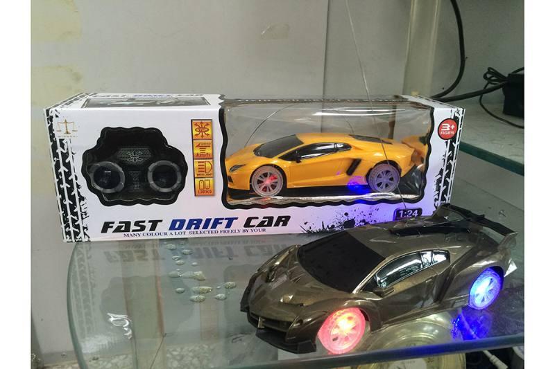 Remote control car toy model 1:24 four-way new Lamborghini simulation sports car No.TA253134