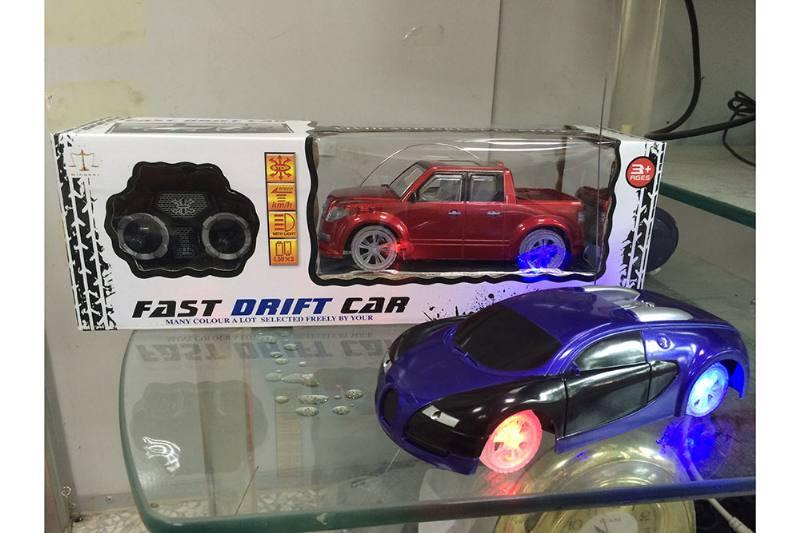 Remote control car toy model 1:24 four-way Bugatti simulation car No.TA253136