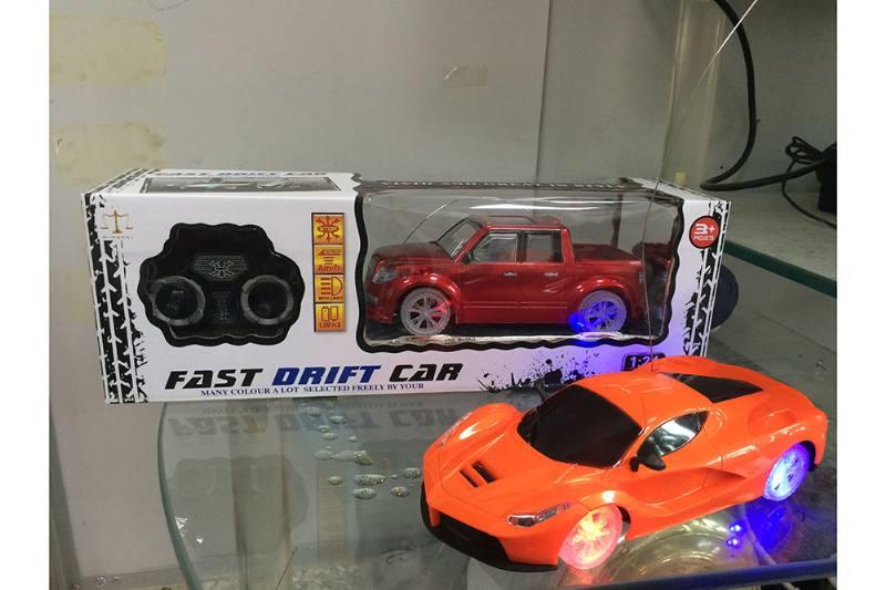 Remote control car toy model 1:24 four-way new Ferrari simulation sports car No.TA253137