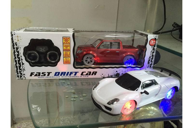 Remote control car toy model 1:24 four-way Porsche simulation sports car No.TA253138