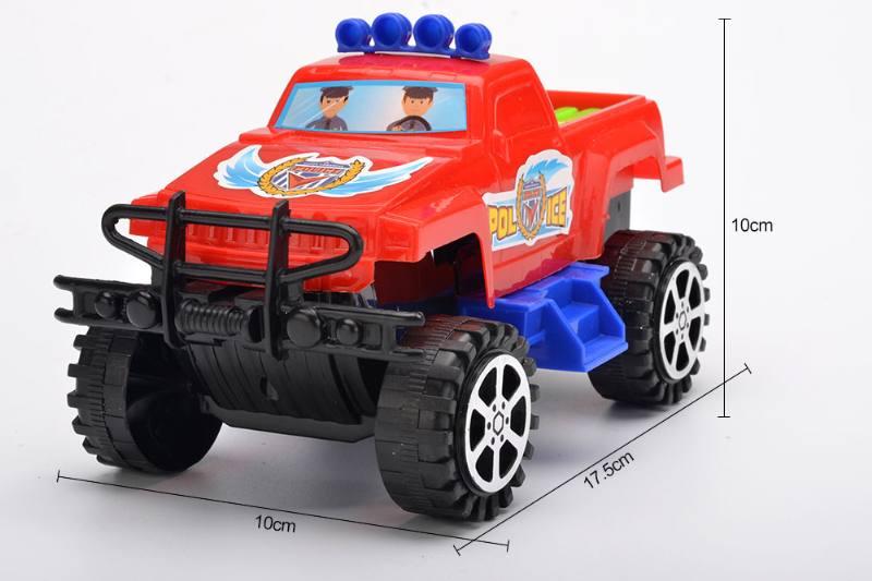 Solid color cartoon pull car No.TA252181