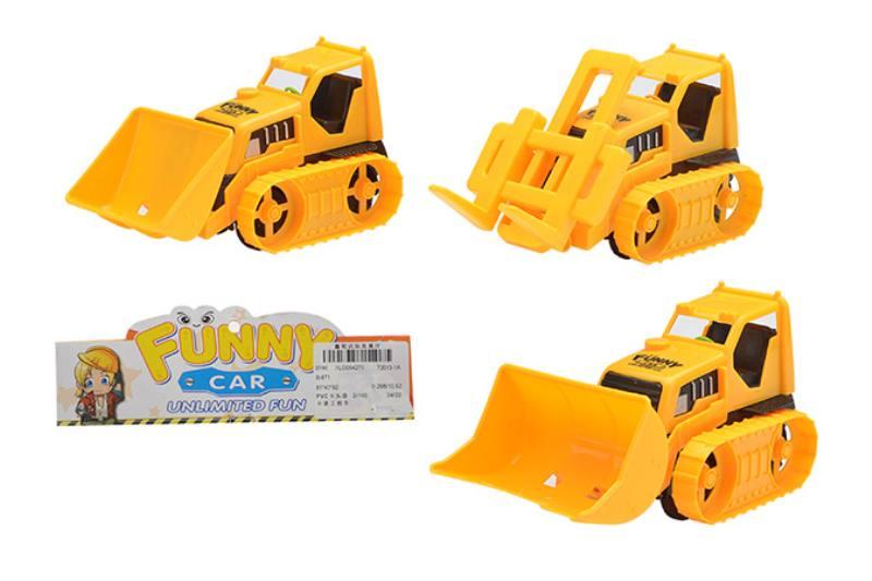 Friction car toys pull line cartoon Engineering vehiclesNo.TA256248