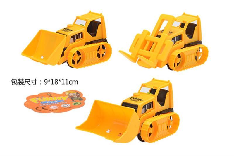 Friction car toys pull line cartoon Engineering vehiclesNo.TA256250