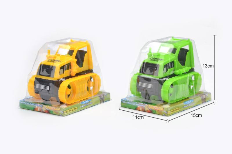 Friction car toys pull line cartoon Engineering vehiclesNo.TA256252