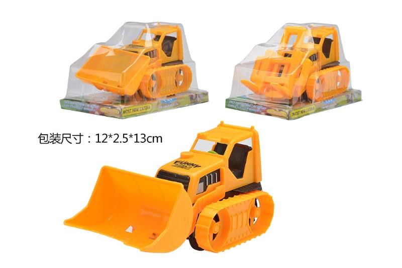 Friction car toys pull line cartoon Engineering vehiclesNo.TA256253