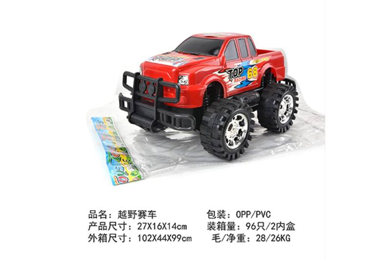 Friction car toys inertia toy Off-road racing carNo.TA256394
