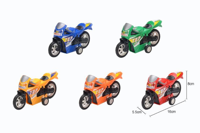 Pull back toy Pull back racing motorcycle No.TA253388