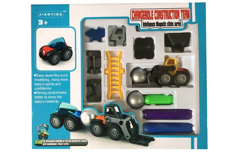 Educational toys, amazing magnetic car No.TA251979