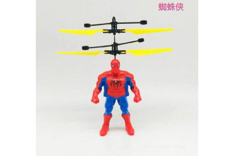 Spiderman Induction Vehicle (without remote control) No.TA250290