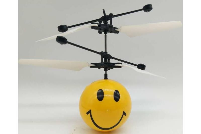 Smile expression sensing flying ball No.TA250298
