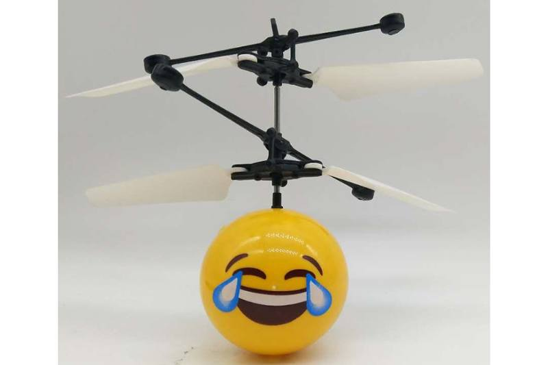 Cry smile expression induction flying ball No.TA250299
