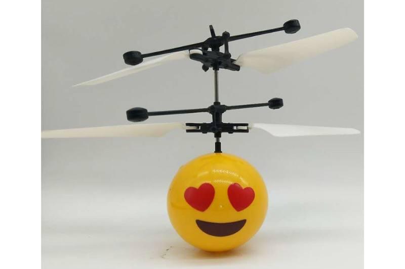 Expression sensing flying ball No.TA250300