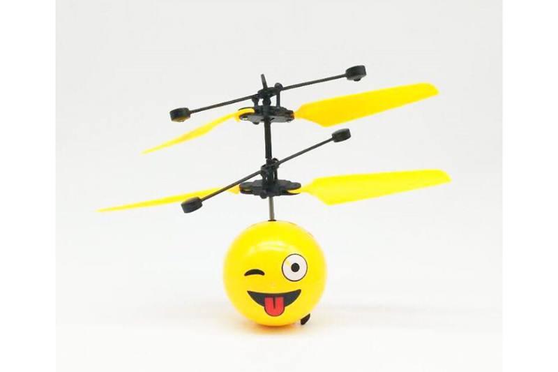 Cute expression sensing flying ball No.TA250303