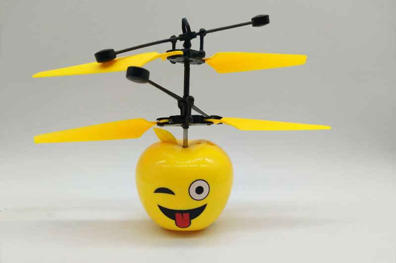 Cute expression sensing flying ball No.TA250305