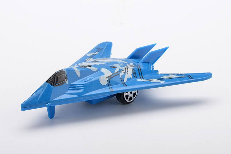 Real color pull back aircraft toy No.TA233928