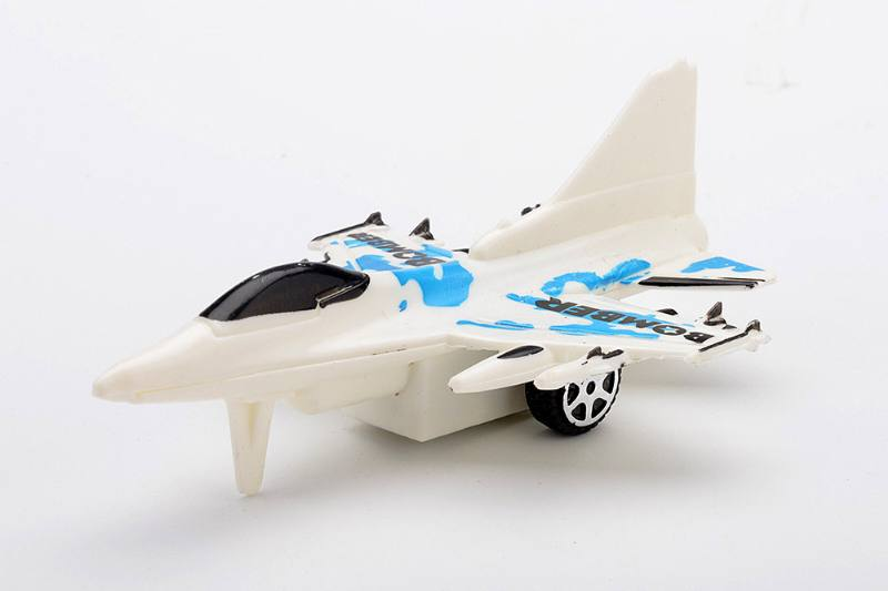 Real color pull back aircraft toy No.TA233930