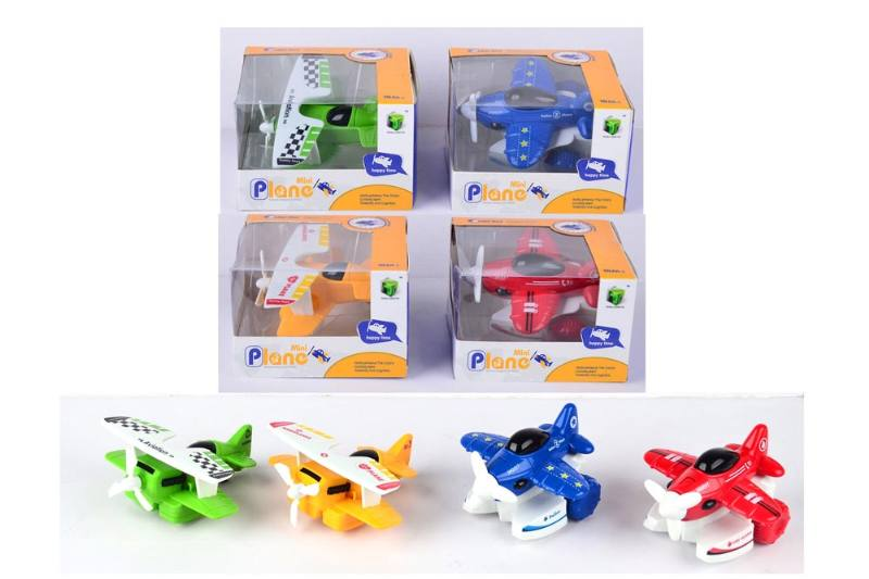 Inertial Airplane Two Colors No.TA234410