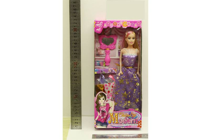 Barbie Doll toys with clothes dress accessories No.TA254417
