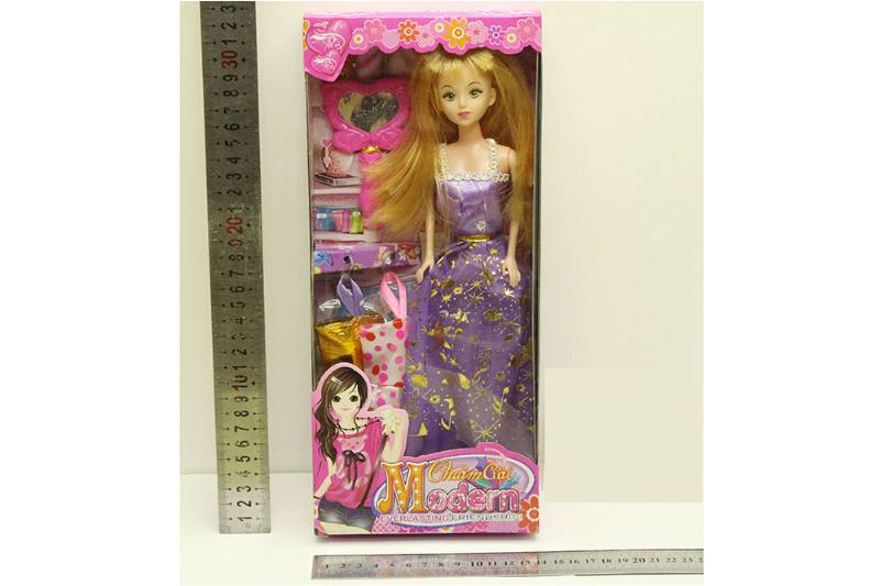 Barbie Doll toys with clothes dress accessories No.TA254418