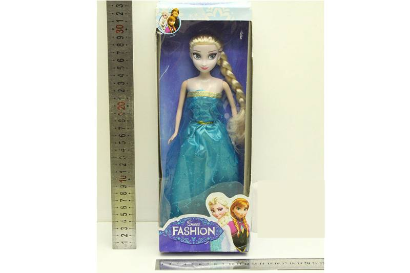 Barbie Doll toys Snow Princess with clothes dress No.TA254426