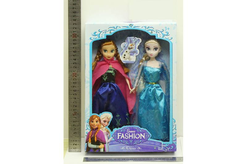Barbie Doll toys Snow Princess with clothes dress No.TA254427