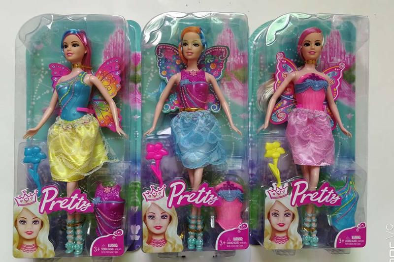 11 inch Flower Fairy Barbie doll toysNo.TA256706