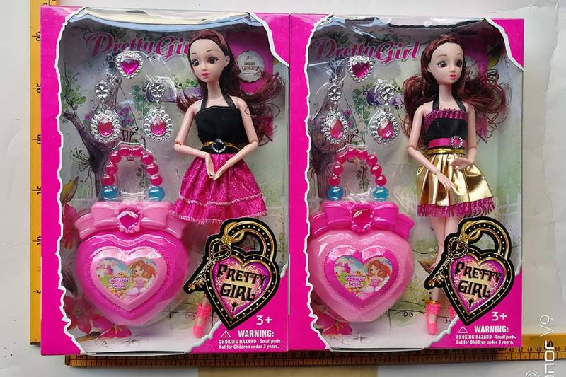 11.5 inch Barbie doll toys No.TA256709