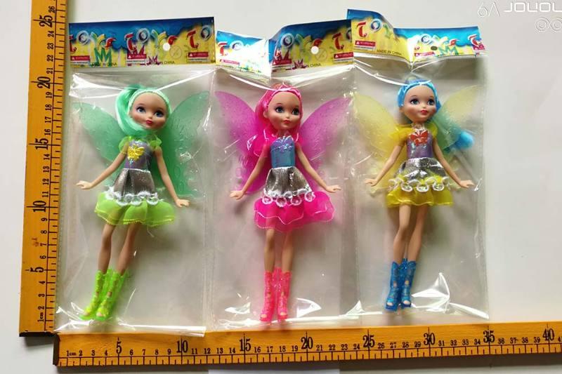 8 inch Flower Fairy Barbie doll toysNo.TA256726