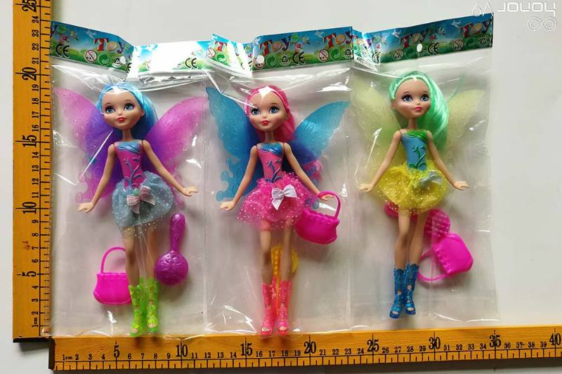 8 inch Flower Fairy Barbie doll toysNo.TA256729