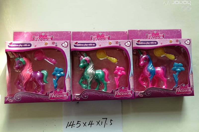 3.5 inch horse Barbie doll toys No.TA256743