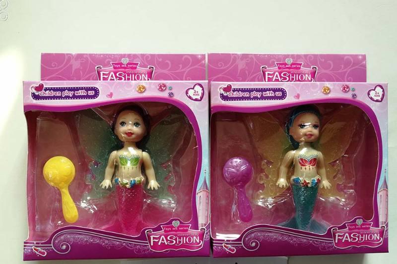3.5 inch Mermaid Barbie doll toys No.TA256746
